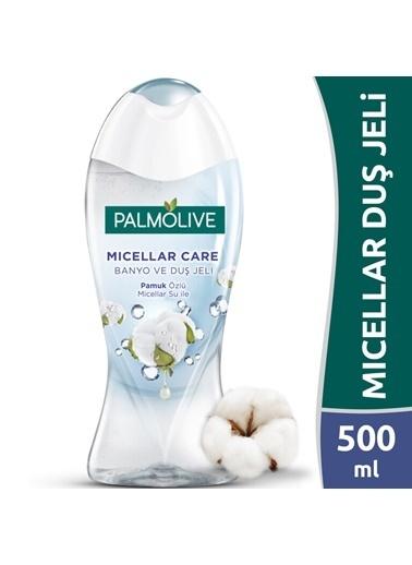 Palmolive Palmolive Micellar Care Banyo Ve Pamuk Özlü Duş Jeli 500 ml Renksiz